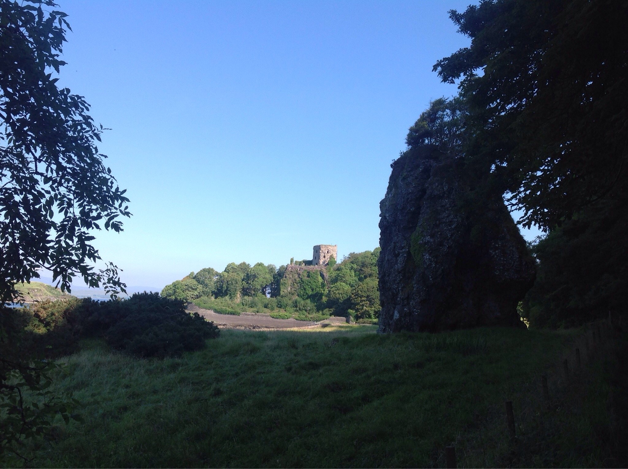 castle dunollie oban