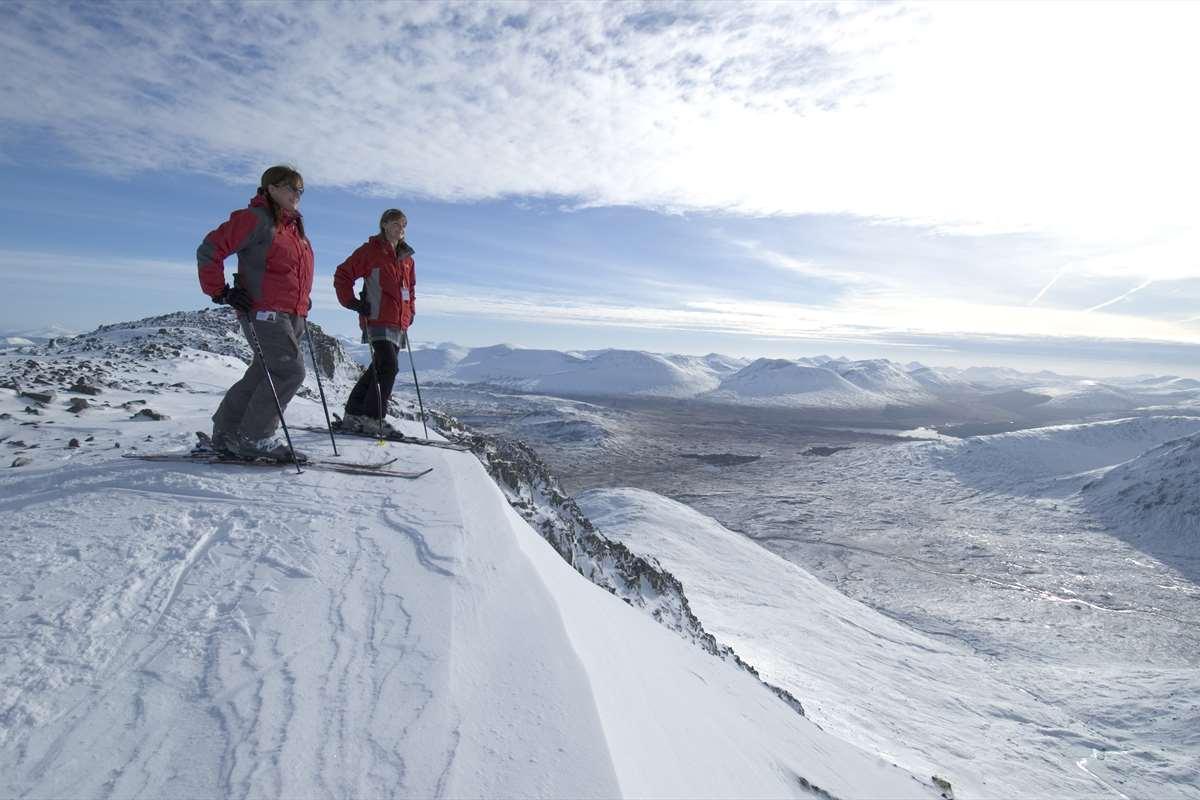 glencoe mountain sport
